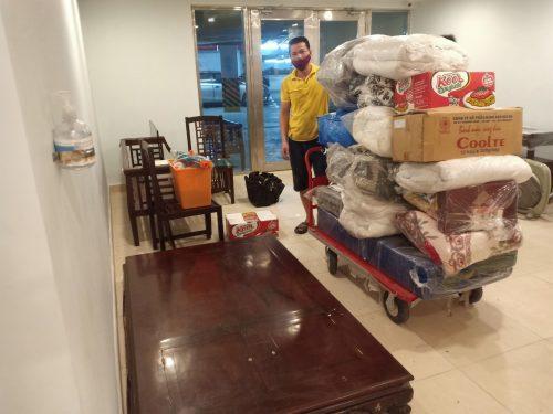 dịch vụ chuyển đồ trọn gói