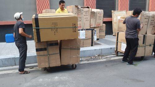 taxi tải vận chuyển hàng hoá Hà Nộichuyển văn phòng trọn gói